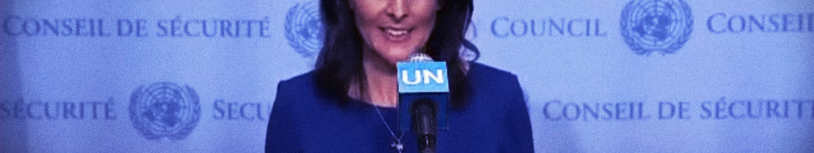 Ambassador Nikki Haley Exposes Anti-Israel UN Bias