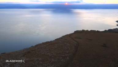 A Drone Over the Galilee
