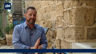 Ron Cantor discusses Messianic Judaism on Israel24